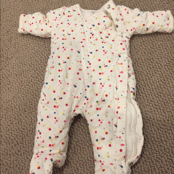 33809d0f7 GAP One Pieces | Baby Girl 3 Month Outfit | Poshmark
